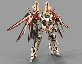 3D model Titan Unicorn Gundam