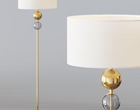 3D Chloe Floor Lamp by ADS360