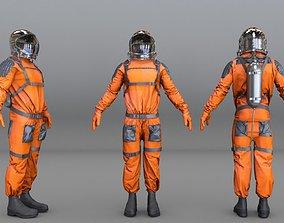 space ASTRONAUT 3D model