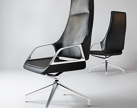 Graph conference chairs Wilkhahn work 3D