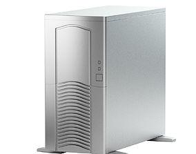 3D White Desktop