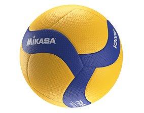 3D Mikasa V200W volleyball