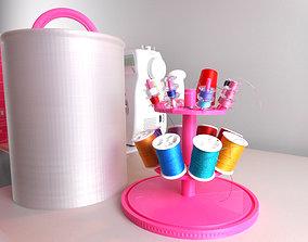 3D printable model Suni Thread Carousel bobbin