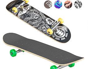 skate Skateboard 3D
