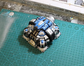 Starcraft Command Center 3D Print and Project Files
