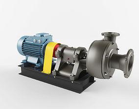 3D model Pump Sh