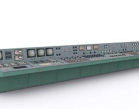 Remote Control 3D asset