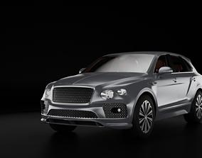 Bentley BENTAYGA V8 3D model