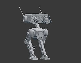 3D print model BD-1 Droid Star Wars High
