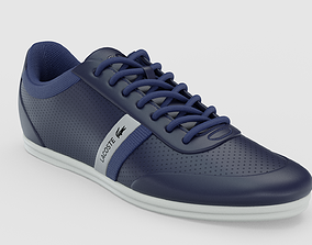 Lacoste shoes 3D asset VR / AR ready