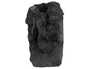 Corpse 03 3D asset