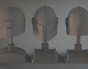 Mandalorian Din Djarin 3D print model