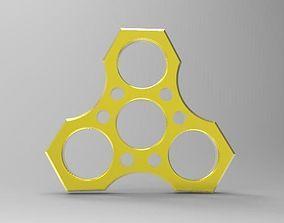 3D print model True Tech Spinner Electrum