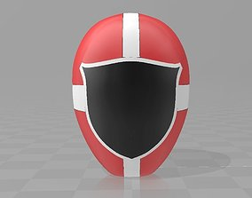 Power Rangers KyuuKyuu Sentai GoGoFive 3D print model 2