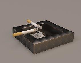 3D model Ashtray Metal