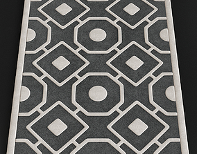 Madison - The Rug Company 3D asset