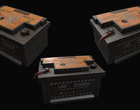 3D asset Battery