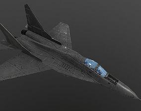 MiG-29 3D model