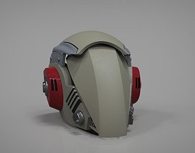 3D printable model Jedi Training helmet from Rise of