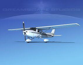 Cessna C152 Aerobat V07 3D