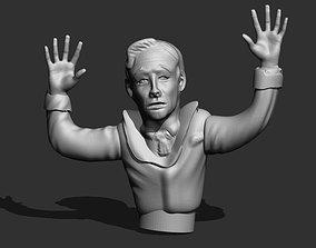 3D printable model Benedict Cumberbatch