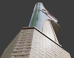 Avengers tony stark tower 3D