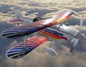Christen Eagle 3D asset