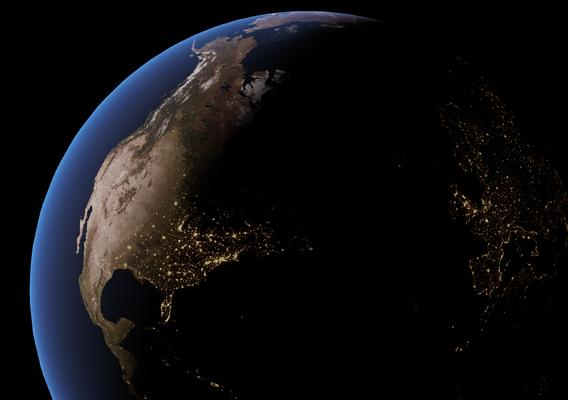 Photorealistic Earth 6K textures