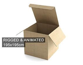 Cardboard box 3D Models | CGTrader