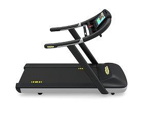 Technogym Excite Run 600 Treadmill 3D model