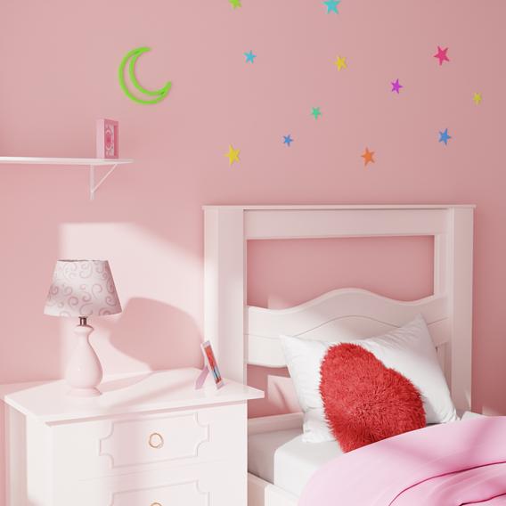 Girl Bedroom CGI