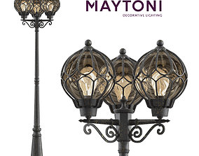 Wall Lamp Champs Elysees S110-22-03-R Maytoni Outdoor 3D