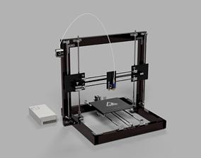 rigged realtime 3D printer