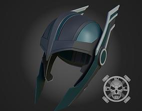 Thor Ragnarok helmet for 3D-printing