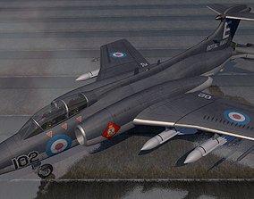 Blackburn Buccaneer S Mk-1 3D