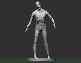 3D printable model Zombie Figurine