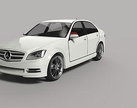 Mercedes C class 3D