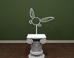 3D print model Legend Of Zelda - Ocarina Of Time - Navi