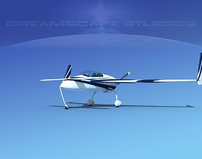 3D Rutan VariEze V04