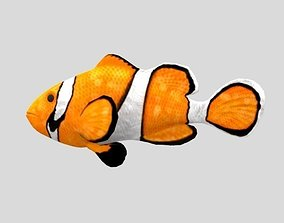 Modal Fish01 3D model