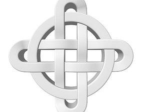 3D model Celtic Knot 3