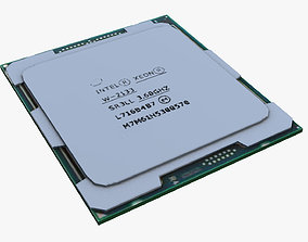 Intel Xeon W-2133 3D model