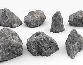 realtime Rock asset pack
