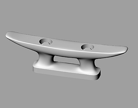 3D print model Nautical Cleat