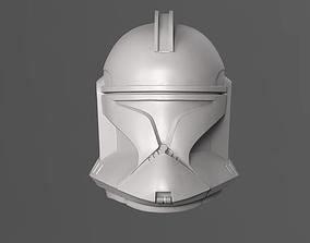 3D printable model Clone Trooper Phase 1 Helmet Fan Art