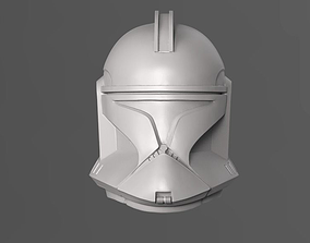 3D printable model Clone Trooper Phase 1 Helmet Fan Art