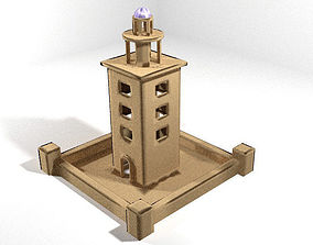 Lighthouse - Type 3 3D model