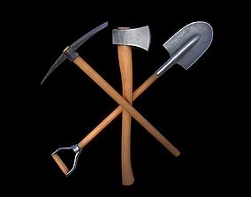 3D asset Work tools