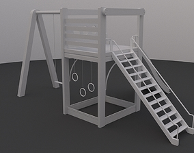 architecture Swing 3D
