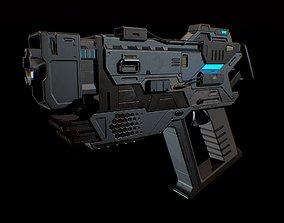 NaGun 3D asset